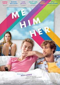 Eu, Ele e Ela - Poster / Capa / Cartaz - Oficial 3
