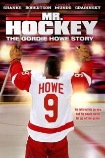 Mr. Hockey: The Gordie Howe Story - Poster / Capa / Cartaz - Oficial 3