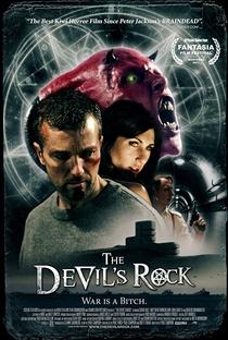 A Rocha do Diabo - Poster / Capa / Cartaz - Oficial 4