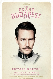 O Grande Hotel Budapeste - Poster / Capa / Cartaz - Oficial 16