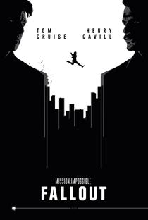 Missão: Impossível - Efeito Fallout - Poster / Capa / Cartaz - Oficial 25