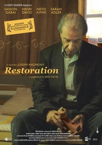 Restauração - Poster / Capa / Cartaz - Oficial 1