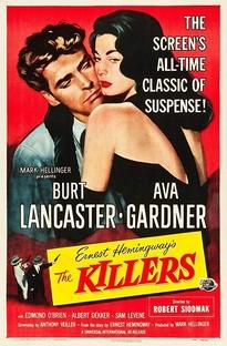 Os Assassinos - Poster / Capa / Cartaz - Oficial 5