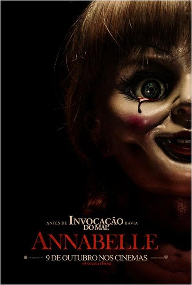 Annabelle - Você quer ir na pré-estreia de SP?