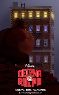 Detona Ralph - Poster / Capa / Cartaz - Oficial 2