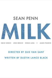 Milk: A Voz da Igualdade - Poster / Capa / Cartaz - Oficial 2