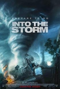 No Olho do Tornado - Poster / Capa / Cartaz - Oficial 3