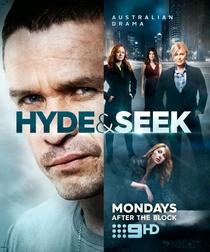 Hyde & Seek - Poster / Capa / Cartaz - Oficial 1