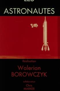 Les astronautes - Poster / Capa / Cartaz - Oficial 1