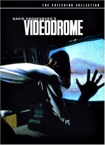 Videodrome - A Síndrome do Vídeo - Poster / Capa / Cartaz - Oficial 1