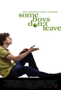 Some Boys Don't Leave - Poster / Capa / Cartaz - Oficial 1