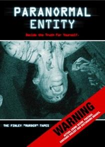 Entidade Paranormal - Poster / Capa / Cartaz - Oficial 1