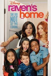 A Casa da Raven (1ª Temporada) - Poster / Capa / Cartaz - Oficial 3