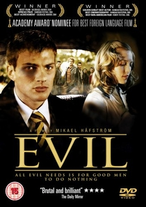 Evil - Raízes do Mal - Poster / Capa / Cartaz - Oficial 9