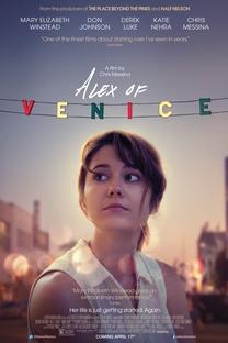 Alex of Venice - Poster / Capa / Cartaz - Oficial 1