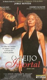 O Beijo Imortal - Poster / Capa / Cartaz - Oficial 1