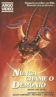 Nunca Chame o Demônio - Poster / Capa / Cartaz - Oficial 2