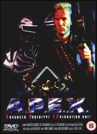 A.P.E.X. - Poster / Capa / Cartaz - Oficial 2