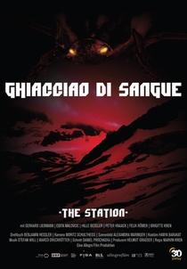 Geleira Sangrenta - Poster / Capa / Cartaz - Oficial 7