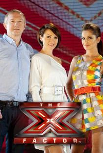 The X Factor UK (6ª Temporada) - Poster / Capa / Cartaz - Oficial 1