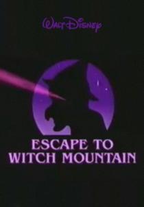 Fuga Para a Montanha Enfeitiçada - Poster / Capa / Cartaz - Oficial 1