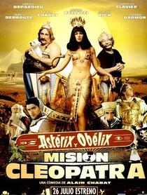 Asterix & Obelix - Missão Cleópatra - Poster / Capa / Cartaz - Oficial 1