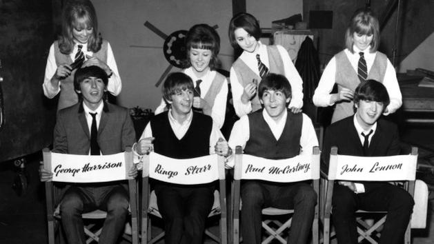 [A Hard Day's Night] Filme de Os Beatles está voltando aos cinemas em versão restaurada | Caco na Cuca