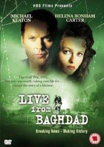 Ao Vivo de Bagdá - Poster / Capa / Cartaz - Oficial 1