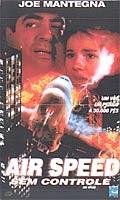 Air Speed - Sem Controle - Poster / Capa / Cartaz - Oficial 2