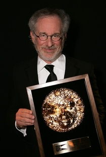 Steven Spielberg - Poster / Capa / Cartaz - Oficial 9