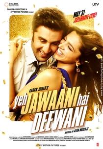 Yeh Jawaani Hai Deewani - Poster / Capa / Cartaz - Oficial 2