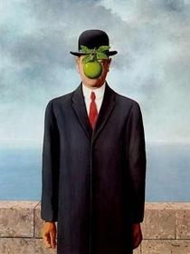 Magritte, o Dia e a Noite - Poster / Capa / Cartaz - Oficial 2