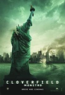 Cloverfield - Monstro - Poster / Capa / Cartaz - Oficial 1