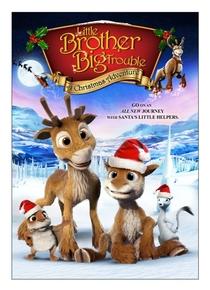 Um Voo Encantado em Noite de Natal 2 - Poster / Capa / Cartaz - Oficial 2