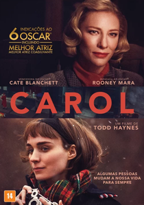 Carol - Poster / Capa / Cartaz - Oficial 21
