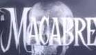 1958 Macabre  William Castle
