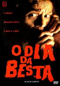 O Dia da Besta - Poster / Capa / Cartaz - Oficial 3