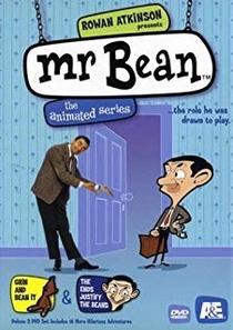 Mr. Bean - A Série Animada - Poster / Capa / Cartaz - Oficial 3