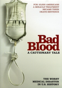 Bad Blood: A Cautionary Tale - Poster / Capa / Cartaz - Oficial 1