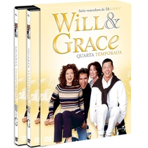 Will & Grace (4ª Temporada) - Poster / Capa / Cartaz - Oficial 2