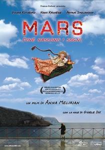 Mars  - Poster / Capa / Cartaz - Oficial 3