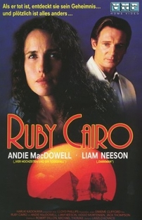Ruby Cairo - Poster / Capa / Cartaz - Oficial 1