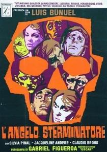 O Anjo Exterminador - Poster / Capa / Cartaz - Oficial 4
