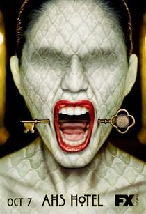 American Horror Story: Hotel (5ª Temporada) - Poster / Capa / Cartaz - Oficial 5