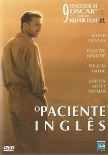 O Paciente Inglês - Poster / Capa / Cartaz - Oficial 2