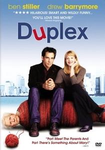 Duplex - Poster / Capa / Cartaz - Oficial 1