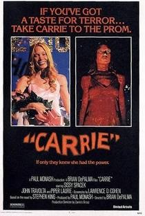 Carrie, a Estranha - Poster / Capa / Cartaz - Oficial 1
