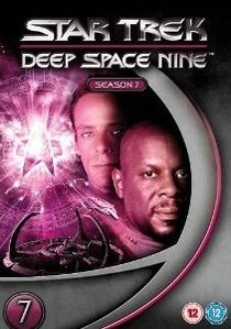 Jornada nas Estrelas: Deep Space Nine (7ª Temporada) - Poster / Capa / Cartaz - Oficial 2