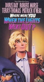 Onde Estavas Quando as Luzes se Apagaram? - Poster / Capa / Cartaz - Oficial 4