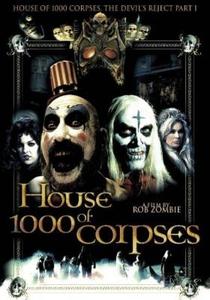 A Casa dos 1000 Corpos - Poster / Capa / Cartaz - Oficial 4